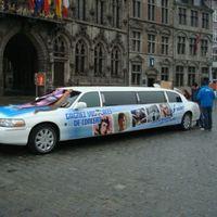 POWER BELGIUM - Promo pour Radio Contact dans toute la Belgique