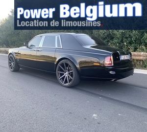 Rolls-Royce Phantom   Power Belgium