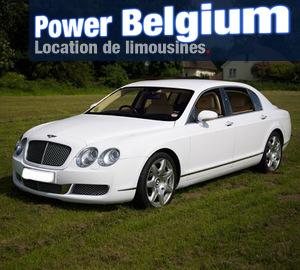 Bentley Flying Spur | Power Belgium