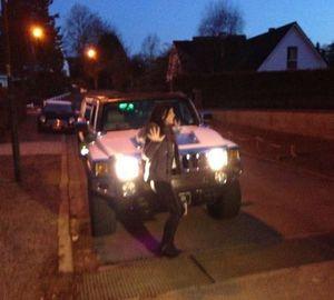 Power Belgium - Anniversaire de Maria Del Rio de Radio contact