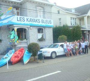 Power Belgium - Descente de la Lesse