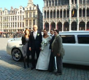 Power Belgium - Mariage a la Grand Place de Bruxelles