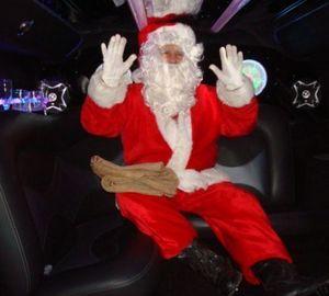 Power Belgium - Père Noël sur la place de Jette