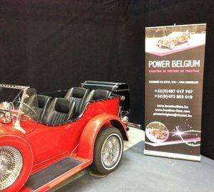 Power Belgium - Salon du Mariage a Mons 2013