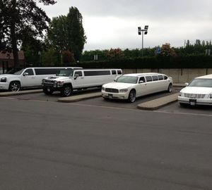 Power Belgium - Voila toute nos limousines